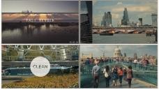城市风景视频素材