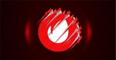 3D环绕logo演绎动画AE模板.