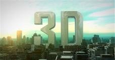 超级城市Logo演绎动画AE模板