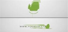 超级简洁的logo演绎动画AE模板