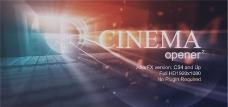电影开场动画AE模板
