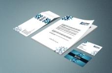 VI设计图VI智能贴图效果图模版样机纸品