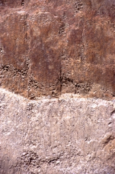 砂粒质感岩石
