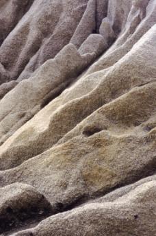 山脉岩石群