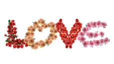 LOVE字体图片