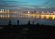 城市之光图片