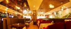 餐厅大堂图片