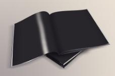 画册设计效果图模版智能贴图样机