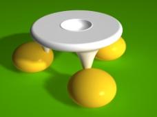 创意玩具桌