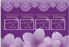 紫色花瓣图片