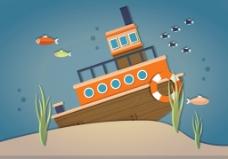 轮船设计图