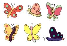 蝴蝶设计图
