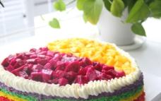 美丽蛋糕图片