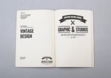 画册杂志设计效果图智能贴图模版样机