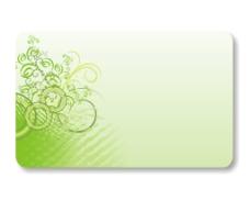 绿色商务背景图片