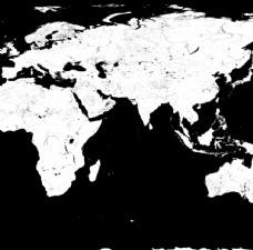 地球 遮罩图片