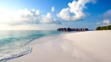 唯美海边风景