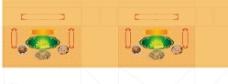 食品包装盒图片