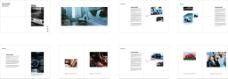 设计企业画册