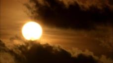 日落实拍延时视频素材