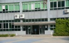 楼房大门图片