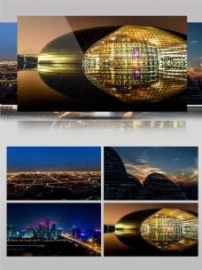 北京城市实拍震撼唯美延时实拍
