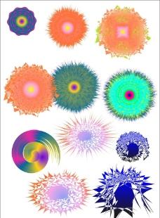 矢量花纹大集合图片
