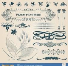 房地产 欧式 花纹图片