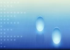 蓝色水滴背景图片