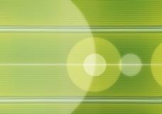 绿色科技展板背景图片
