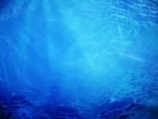 蓝色深海背景