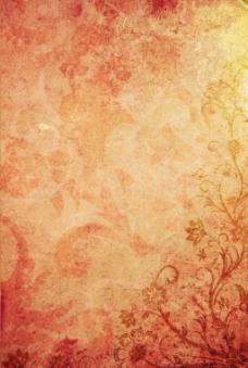 斑驳花纹图片素材