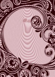 艺术木纹花纹图片