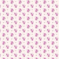 粉色小碎花背景图片