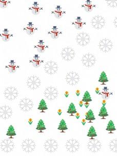 大雪圣诞壁纸