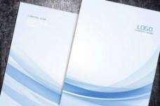 简洁画册封面图片