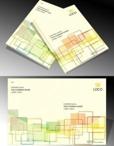 科技封面设计模板图片