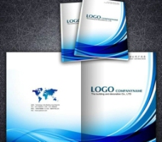 高档企业画册封面设计图片