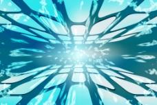 科技空间背景图片