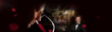 红酒杯子海报图片