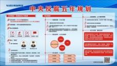 中央反腐五年规划图片