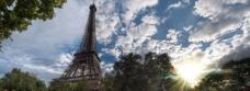 法国巴黎铁塔图片