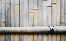 灰色竹排背景图片