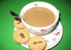 咖啡饼干图片