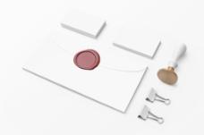 高端VI设计贴图模版效果图提案样机