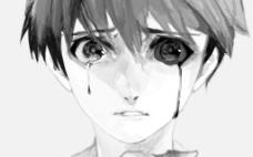 哭泣的金木