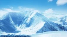 雪山背景图片免费下载