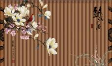 飘香系列花鸟(不分层)图片