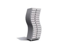 S型柜子模型图片