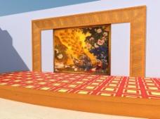 室内舞台图片